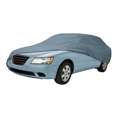 What does a car cover protect against?